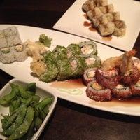 Photo taken at RA Sushi Bar Restaurant by Salomé H. on 5/13/2012