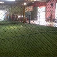 Photo taken at Pro Futsal - Pluit by Godson G. on 2/7/2012