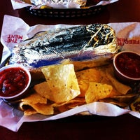 Photo taken at Moe's Southwest Grill by Chris C. on 7/14/2012