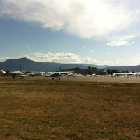 Photo taken at Boulder Municipal Airport by Amy D. on 6/16/2012