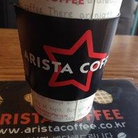 Photo taken at ARISTA Coffee by SEO K. on 2/13/2012