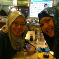 Photo taken at Hei Sushi by Sally M. on 3/6/2012