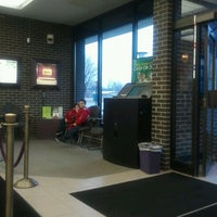 Photo taken at Parkside Federal Credit Union by Platinum D. on 3/12/2012