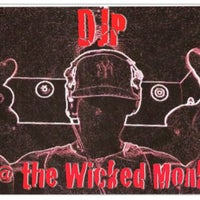 Photo taken at The Wicked Monk by DJ JOHN PAUL on 4/28/2012