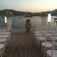 8/31/2012에 Aslihan S.님이 Küba Beach & Restaurant에서 찍은 사진