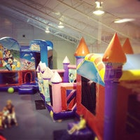 Photo taken at Bounce Fun Center by Jill B. on 7/29/2012