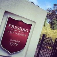 Снимок сделан в Presidio: Presidio Gate пользователем Greg B. 8/1/2012