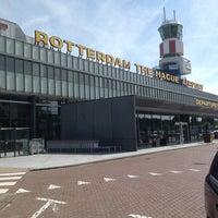 Das Foto wurde bei Rotterdam The Hague Airport von Dyderick am 8/12/2012 aufgenommen