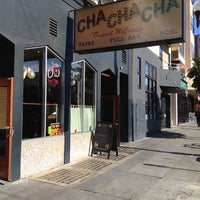 Photo taken at Cha Cha Cha by Carlos C. on 8/11/2012