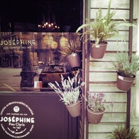 Photo taken at Joséphine by Laura D. on 4/9/2012