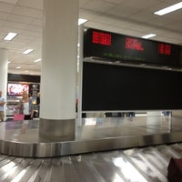 Photo taken at Terminal 1 Baggage Claim by Kevin G. on 5/18/2012