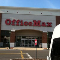 Photo taken at OfficeMax - CLOSED by Connie H. on 6/13/2012