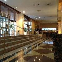 Photo taken at Senator Barcelona Spa Hotel by Marian on 7/23/2012