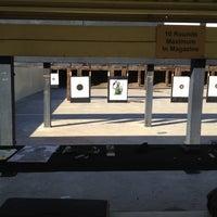 3/11/2012 tarihinde Nick B.ziyaretçi tarafından Elm Fork Shooting Range'de çekilen fotoğraf