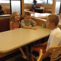 Photo taken at Wendy's by Carol H. on 8/4/2012