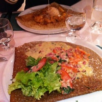 Photo taken at Creperie La Gargouille by Philippe G. on 4/30/2012