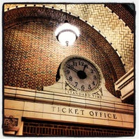 Photo taken at Yonkers Train Station - Metro North & Amtrak by Ernie A. on 8/16/2012