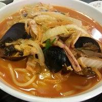 Photo taken at 홍콩반점 0410 by Narae K. on 8/4/2012