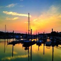 Photo taken at Isle of Palms Marina by John R. on 7/27/2012