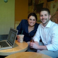 Photo taken at Starbucks by Omid S. on 3/6/2012