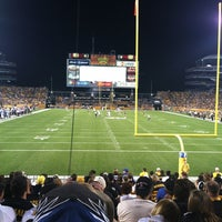 Photo taken at Heinz Field by Yolonda on 8/20/2012