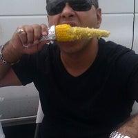 Photo taken at Meadowlands Flea Market by Mari on 8/25/2012