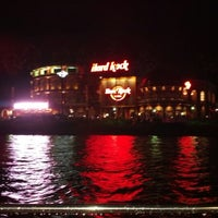 Photo taken at CityWalk Water Taxi by Cary S. on 7/24/2012
