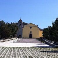Photo taken at Chiesa Madonna Del Roseto by Miriam F. on 3/20/2012