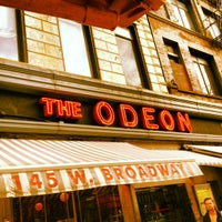 Photo taken at The Odeon by John L. on 4/11/2012