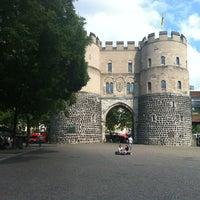 Photo taken at Rudolfplatz by Roma N. on 6/18/2012