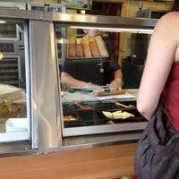 Photo taken at SUBWAY by AwayIsHome on 7/9/2012