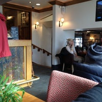 Photo taken at Wateredge Inn by Jane W. on 3/17/2012
