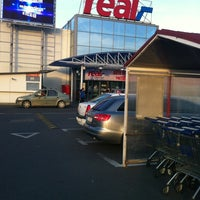 Photo taken at Auchan by Teodora I. on 8/31/2012