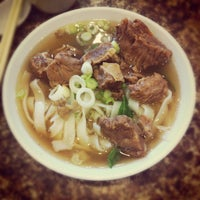 Photo taken at Fat Kee Noodle House by Tiffany ~. on 6/23/2012