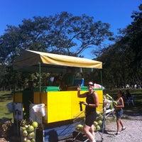 Photo taken at Quiosque do Estacionamento 3 by Juliana A. on 6/7/2012
