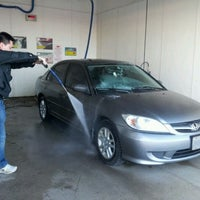 Photo taken at Discount Car Wash by Bonnie E. on 3/31/2012