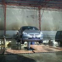 Photo taken at Cikopo Car Wash by bejo S. on 6/9/2012