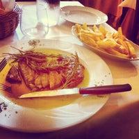 Photo taken at Taverna di Cecco by Calavera's S. on 6/20/2012