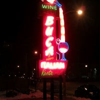 Photo taken at Buca di Beppo Italian Restaurant by The Cleaners A. on 2/26/2012