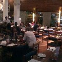 Photo taken at La Pizza Nostra by Rodrigo B. on 4/17/2012