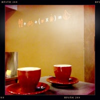 Photo taken at Filter Coffeehouse & Espresso Bar by Stephanie A. on 6/30/2012