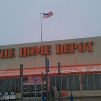 Photo taken at The Home Depot by Christine J. on 4/14/2012