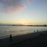 Photo taken at Robert W. Crown Memorial State Beach by Oliver on 8/22/2012