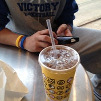 Photo taken at Which Wich? Superior Sandwiches by Melissa R. on 3/11/2012