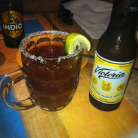 Photo taken at Dos Lunas Mexican Cafe by Dunga R. on 9/2/2012