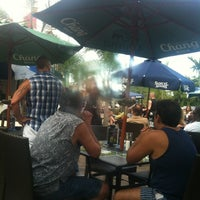 Photo taken at Wilton's Bier Garden by Roy Adam L. on 6/10/2012
