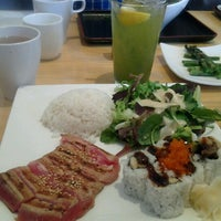 Photo taken at Moshi Moshi by Eleanore F. on 7/12/2012