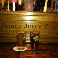Photo taken at James Joyce Irish Pub by James O. on 5/11/2012