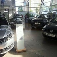 Снимок сделан в Volkswagen Атлант-М пользователем Anastasia S. 7/7/2012