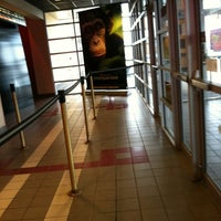 Photo taken at Regal Cinemas Eastview Mall 13 by Jennifer B. on 3/29/2012